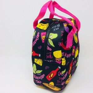 Betsy Johnson Let's Taco'Bout It Lunch Tote